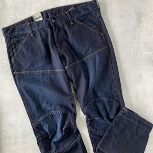 G-Star 5620 Deconstructed Dark Aged Jeans